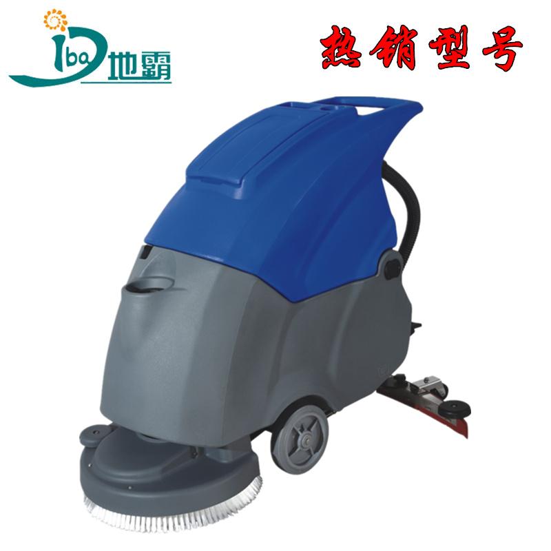 江西洗地机_小型电瓶式洗地机OK500