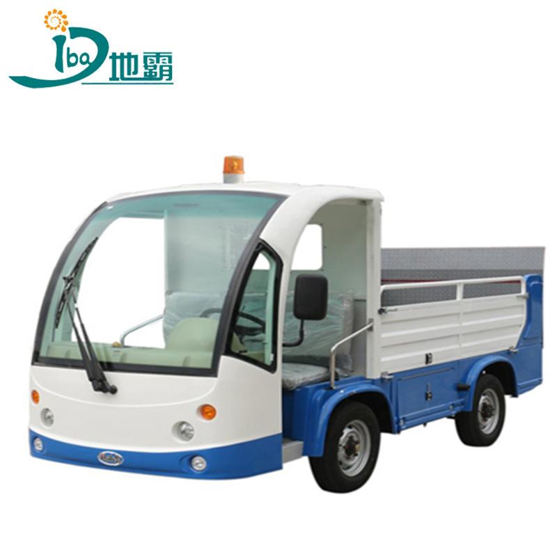 江西电动环卫车_电动6桶驳运车DT1-B3A