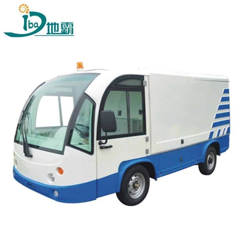 江西电动环卫车_电动6桶驳运车DT1-D1A