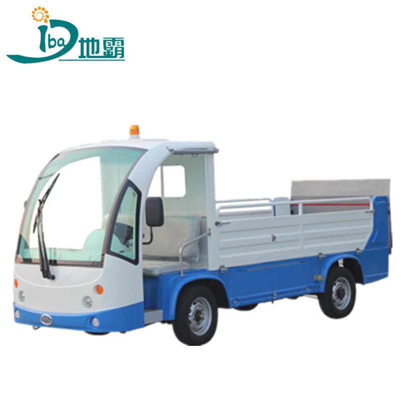 江西电动驳运车_电动8桶驳运车DT1.2-B2A