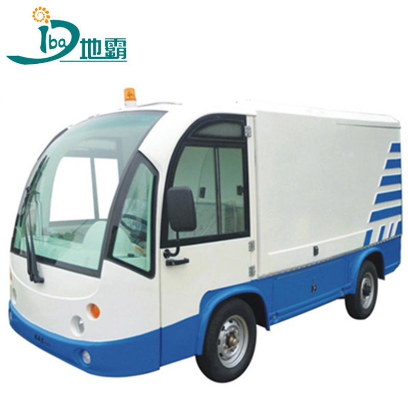 江西电动环卫车_电动8桶驳运车DT1.2-D1A