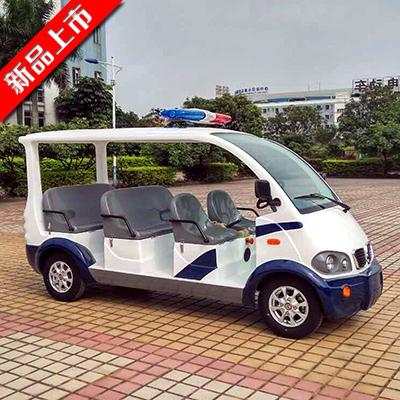 江西巡逻车_八座电动巡逻车LQX080