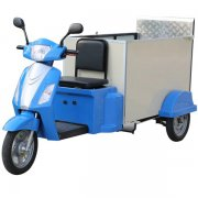 江西电动保洁车-2桶清运车DHWQY-12